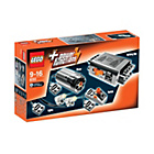 more details on LEGO Technic Power Functions Motor Set - 8293.