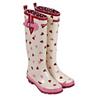 more details on Emma Bridgewater Women's Tall Heart Wellies.