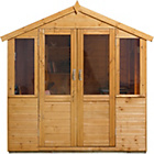 more details on Forest Barleywood Wooden Summerhouse.