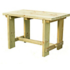 more details on Forest Refectory Table 1.2m.