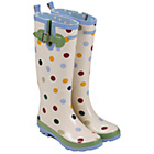 more details on Emma Bridgewater Women's Tall Spot Wellies.