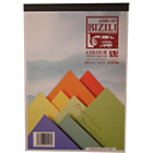 more details on BiZili A5 Colour Paper-Card 150gsm Pad.