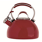 more details on Prestige Enamel Stove Top Kettle - Red.