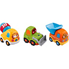 more details on VTech Baby Toot-Toot Drivers Contruction Cars - 3 Pack.
