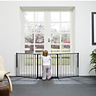 more details on BabyDan Large Configure Gate - Black.