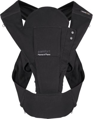 Mamas and Papas Comfort Baby Carrier - Black