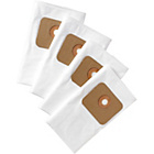 more details on Nilfisk Replacement bags for Multi Wet/Dry Vacuum - 4 Pack.