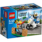 more details on LEGO® CITY Crook Pursuit - 60041