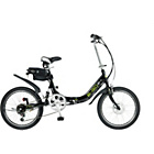 more details on Viking E-Go 20 Inch Wheel 6 Speed Electric Bike - Black.