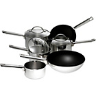 more details on Meyer 6 Piece Stainless Steel Pan Set.