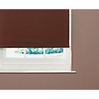 more details on ColourMatch Thermal Blackout Roller Blind - 6ft - Chocolate.