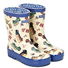 more details on Emma Bridgewater Boys' Men at Work Wellies.