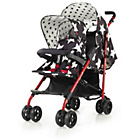 more details on Cosatto Shuffle Tandem Pushchair Package - All Star.