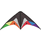 more details on HQ Quickstep II Stunt Kite Black Rainbow.