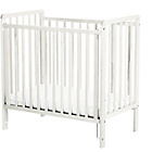 more details on Saplings Space Saver Cot - White.