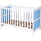 more details on Saplings Kitty Cot Bed - Blue and White.