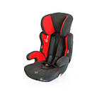 more details on Baby Elegance Group 1-2-3 Car Seat - Red and Black.