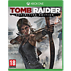 more details on Tomb Raider: Definitive Edition Xbox One Game.