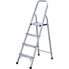 more details on Builder's Brand Step Ladder - 4 Tread.