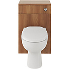 more details on Eliana Ferne Walnut Effect WC Unit and Toilet.