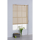more details on Simple Value 4ft Bamboo Roller Blind - Natural.