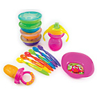 more details on Munchkin Girls' Weaning Set.