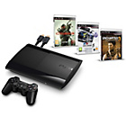 more details on PS3 500GB Console 3 Game Bundle with Crysis 3 & HDMI Cable.