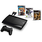 more details on PS3 500GB Console 3 Game Bundle with Bioshock Infinite.