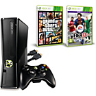more details on Xbox 360 250GB Console Bundle with GTA 5 & FIFA 13.