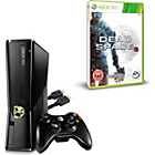 more details on Xbox 360 4GB Console with Dead Space 3 & HDMI Cable.