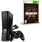 more details on Xbox 360 4GB Console with The Walking Dead and HDMI Cable.
