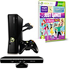 more details on Xbox 360 250GB Console, Kinect Sensor & Just Dance Disney.
