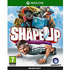 more details on Shape Up XBox One Game - Requires Kinect.