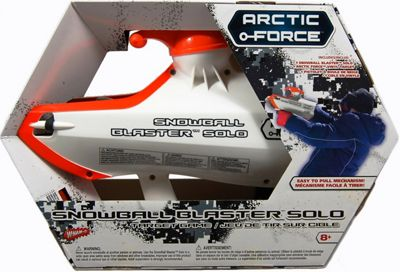 Arctic Force Snowball Blaster Solo