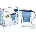 more details on BRITA Marella Water Jug - Cool Blue.