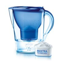 Brita Marella Cool 2.4L Water Jug (Cool Blue)