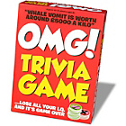 more details on Paul Lamond Games OMG Trivia Game.