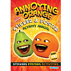 more details on 2014 Annoying Orange Stickerbook.