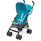 more details on Chicco Snappy Stroller - Turquoise.