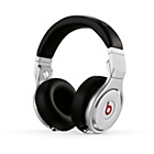 more details on Beats by Dre Pro On-Ear Headphones - Silver.