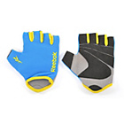 more details on Reebok Cyan Fitness Gloves - Medium.
