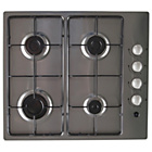 more details on Bush AG60GNSS 60cm Gas Hob- S/Steel/Store Pick Up.