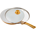 more details on Ceramicore 24cm Gold Frying Pan with Lid.