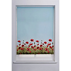 more details on Poppy Meadow Roller Blind - 6ft - Multicoloured.