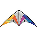 more details on HQ Quickstep II Stunt Kite Rainbow.