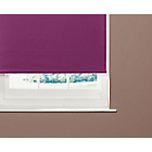 more details on ColourMatch Thermal Blackout Roller Blind - 6ft -Purple Fizz