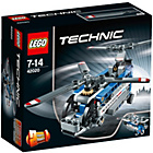 more details on LEGO® Technic Twin-rotor Helicopter 42020.