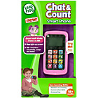 more details on LeapFrog Chat and Count Phone - Violet.