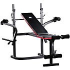 more details on Adidas ADBE-10244 Essential Multi Purpose Bench.