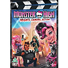 more details on Monster High Frights, Camera, Action DVD.